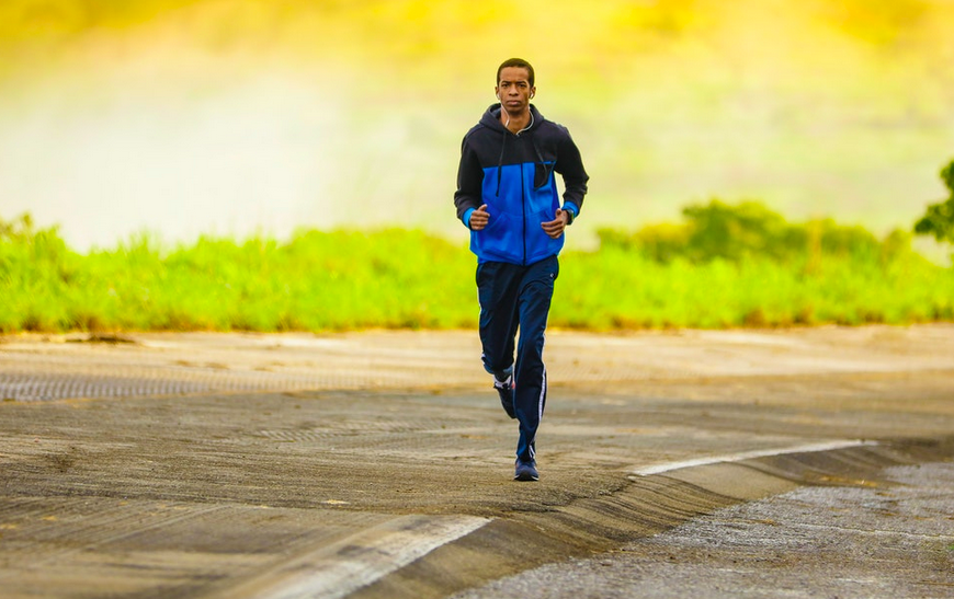 how do you know if you are running too much?