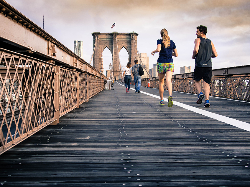 ideas for not getting bored while running