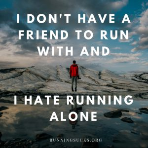 how can i find friends to run with?